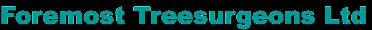 Foremost Treesurgeons Logo