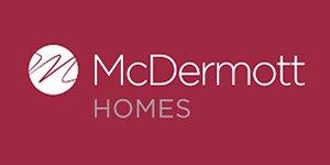 Mcdermott Homes Logo