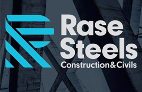Rase Steels Logo