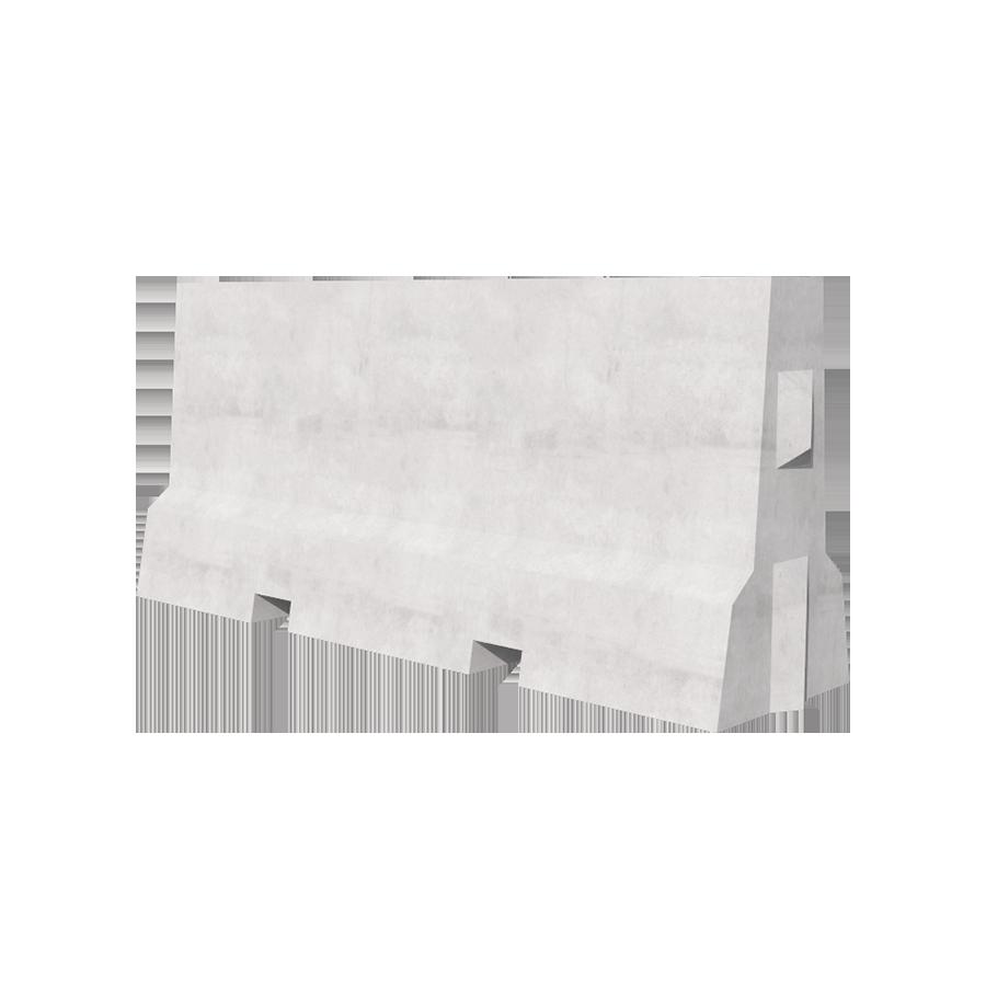 2000mm Concrete Barriers