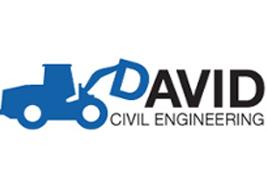 David Civil Engineering Logo