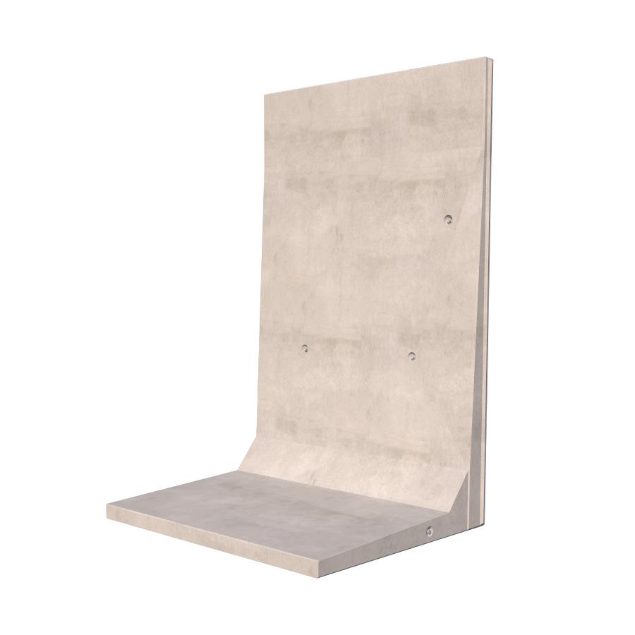 Modular Precast Retaining Walls