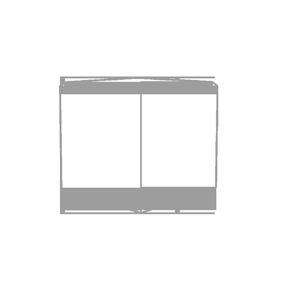 1000kg Concrete Ballast Block