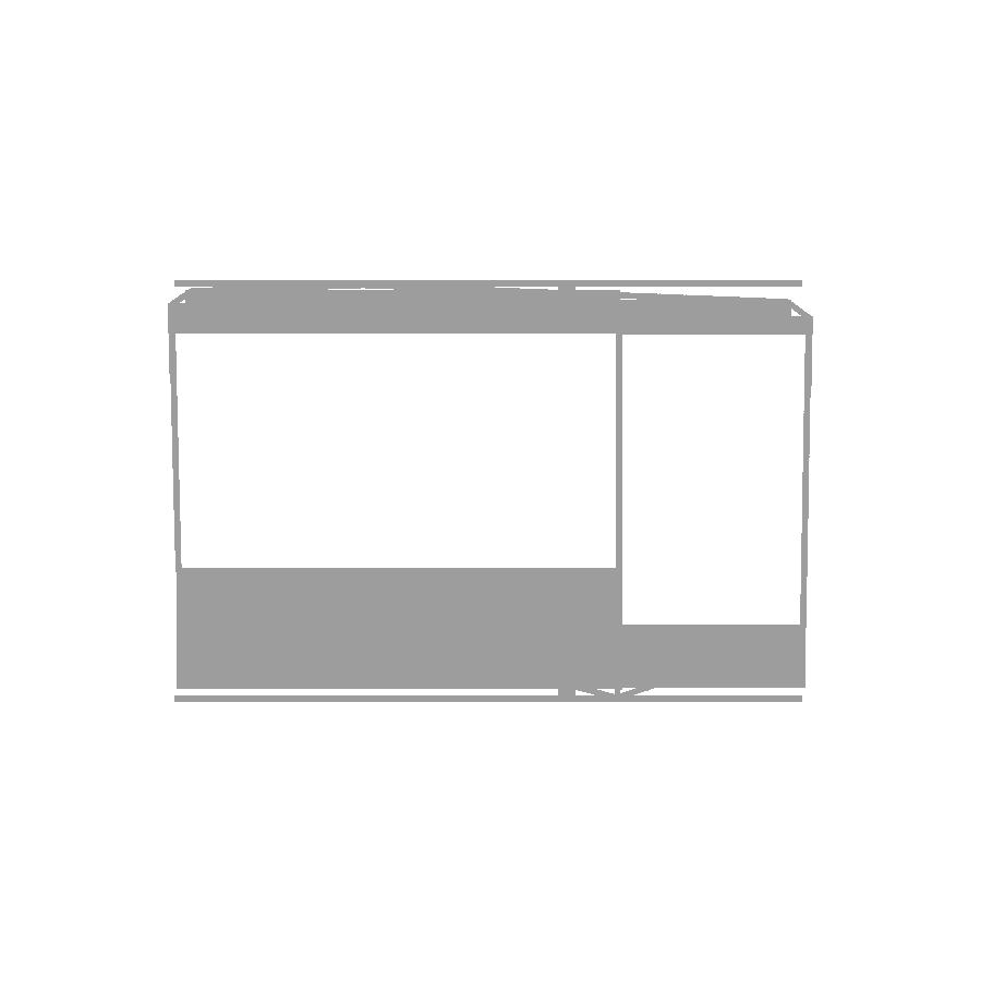 850kg Concrete Ballast Block